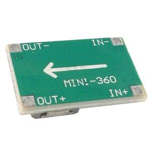 Image 3 - Módulo de alimentación MCIGICM 200 uds, modelo de avión, reductor de potencia DC mini 360, potencia de coche súper LM2596 ajustable