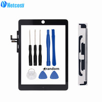 Netcosy Touch Screen Digitizer Panel For Ipad Air A1474 A1475 A1822 A1823 Without Home Button 3mm