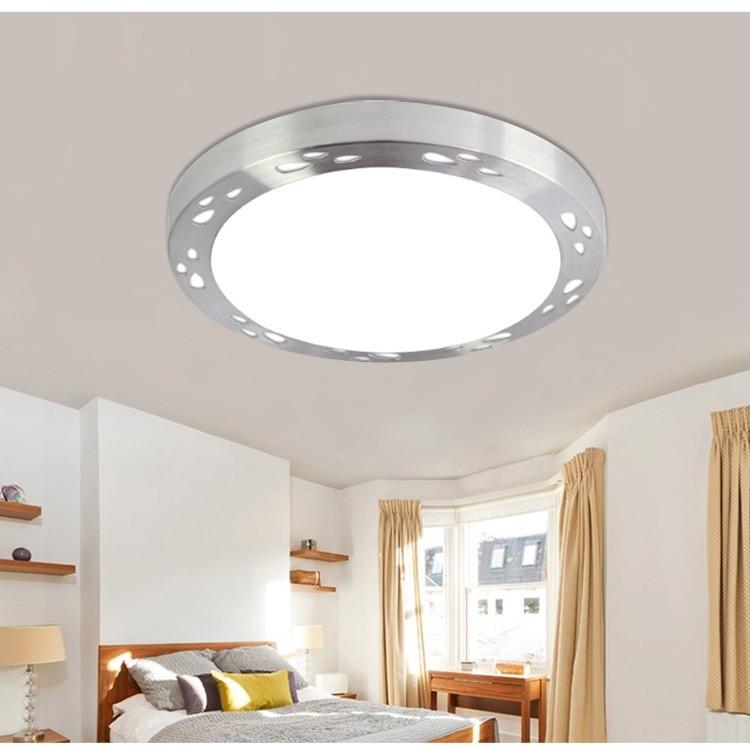 aluminio levou lampadas de teto ceilinglights home commercial 04