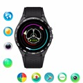 Fashion Lemfo KW88 Android 5.1OS Smart Watch Phone MTK6580 ROM 4GB + RAM 512MB 1.39 inch 400*400 Screen 2.0MP Camera Smartwatch