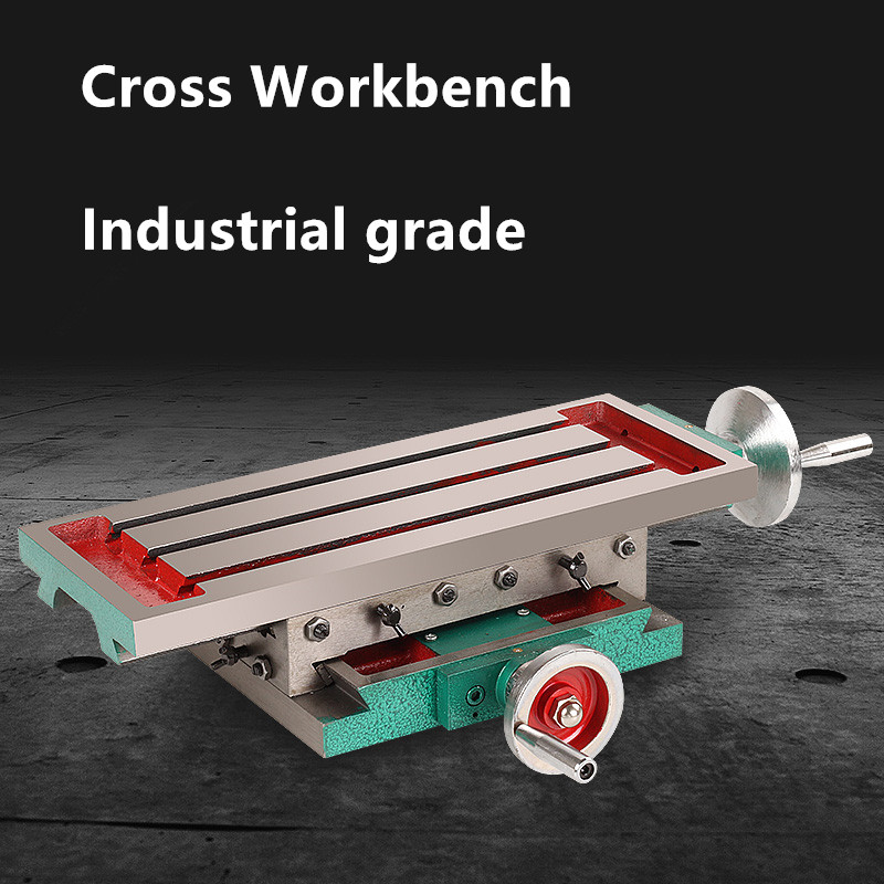 High quality Industrial Precision Cross Workbench Drilling and milling machine 350/450/550 Platform for Bench Drilling Bracket High quality Industrial Precision Cross Workbench Drilling and milling machine 350/450/550 Platform for Bench Drilling Bracket