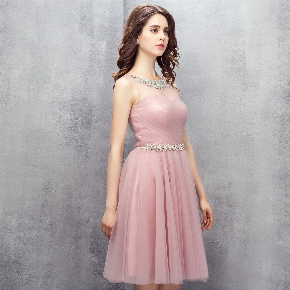 Encantador Vestidos De Fiesta Cortos Grises Imágenes - Colección de ...