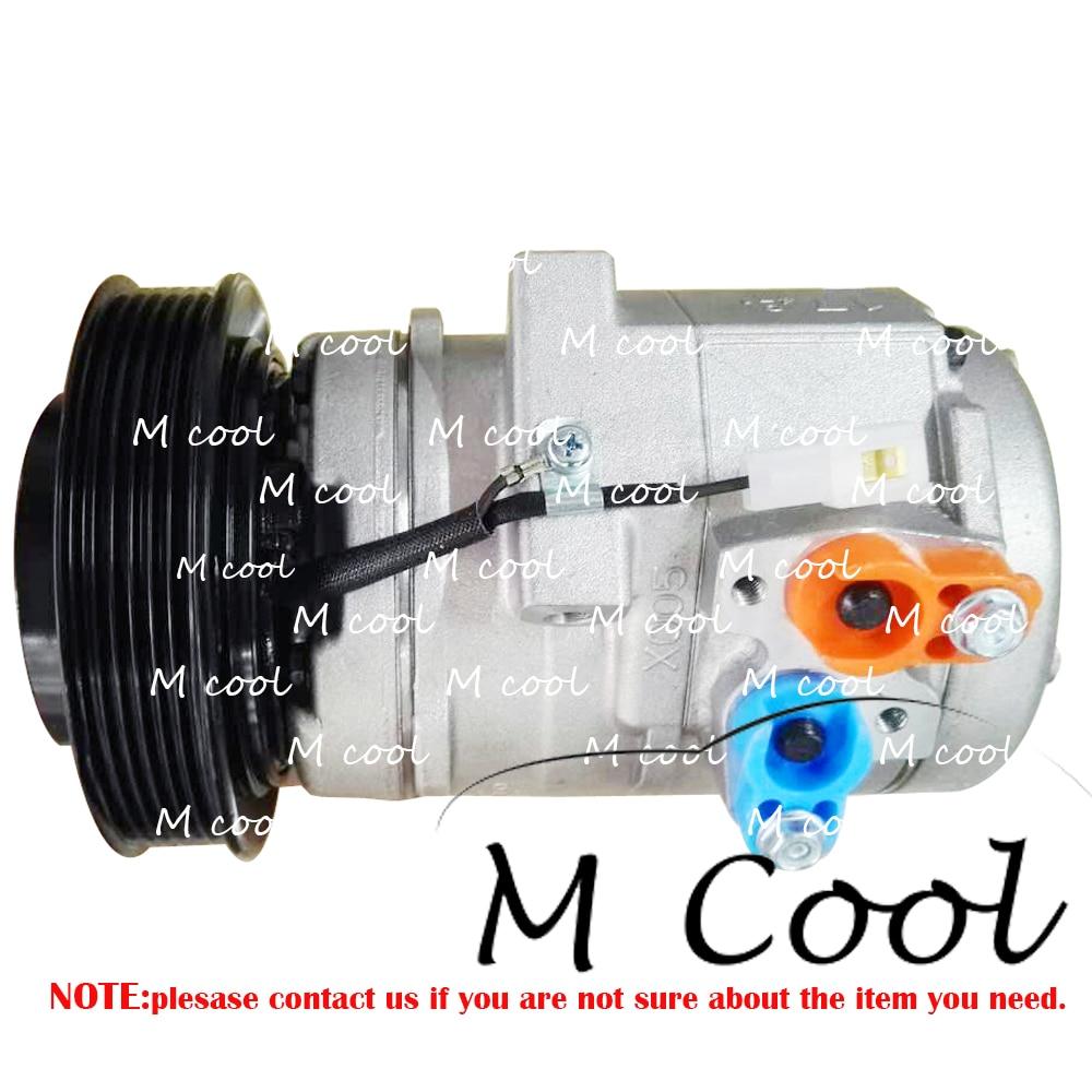 Brand New Auto Ac Compressor For Car Mazda MPV V6 3.0L 4472203492 4710385 LC7061450A 4472203493 LC7061450A 4472203492 4472203493