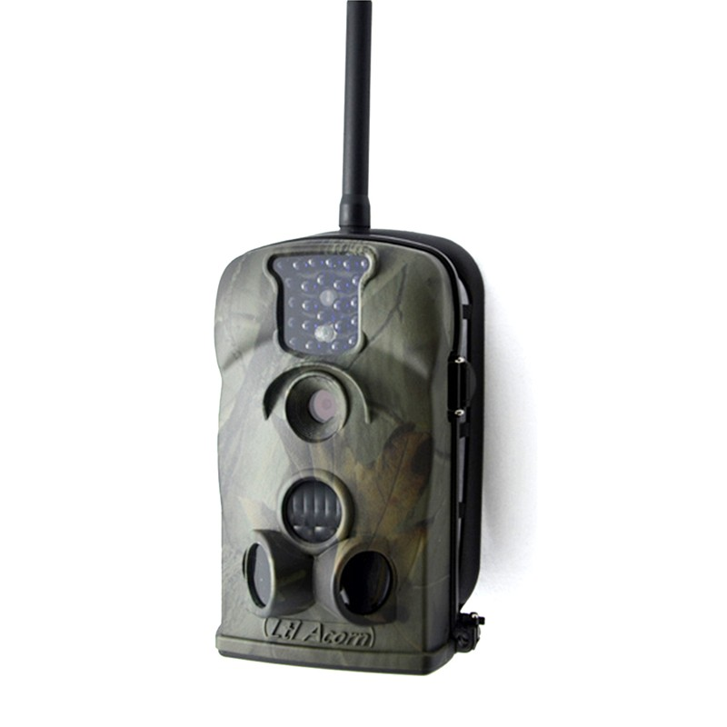 LTL Acorn 5210MG 940nm Remote Cellular Scouting Camera Game camera Trail Hunting camera 2G GSM No-glow ltl acorn 5210a scouting hunting camera photo traps ir wildlife trail surveillance 940nm low glow 12mp
