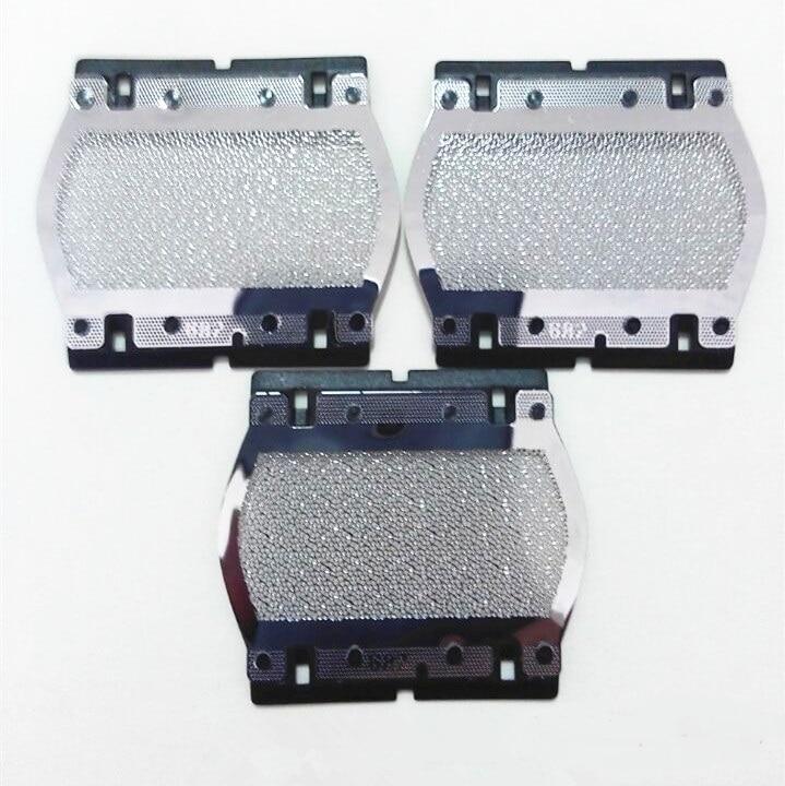 3pcs 11B Mesh Shaver Replacement Head Foil For Braun Series 1 110 120 130s 140s 150s-1 5682 5685 5684 Shaver Razor Foil Grid Net