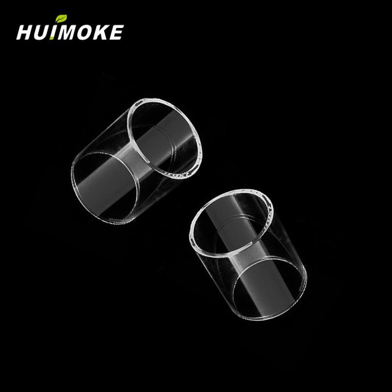 E-cigarette Advken Manta Pyrex Pure Glass Tube Replacement For 100% Original Advken Manta RTA  Including Straight Or Fat Style