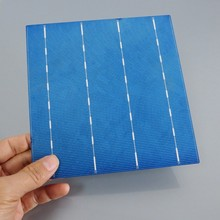 100pcs X 4.3W 17.2% efficiency 156 Poly polycrystalline Solar Cell 6×6 for Diy Solar Panels WY
