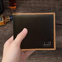 Dandeli العلامة التجارية المهنية بو محفظة من الطلاب شخصية المحفظة الساخن بيع ريترو عارضة محفظة 2 ألوان