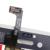 Alta calidad pantalla lcd de pantalla táctil digitalizador + conjunto del bastidor del bisel para iphone 4 4g, blanco Envío Libre + Código de la Derrota