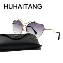 Gafas de sol de Las Mujeres Feminina Amor Forma gafas de Sol Gafas Oculos gafas de Sol Gafas de Sol Feminino Gafas de Sol Gafas Lentes de Mujer