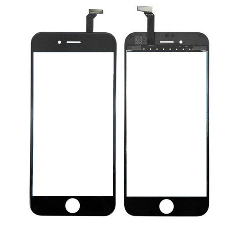New Touch Screen Digitizer For iPhone 6/6 Plus Front Glass Lens Panel With Sensor Replacement+Free Tools With Tracking Number