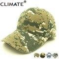 Climate caça camuflagem bonés de beisebol do exército meisai disfarce pretensões fãs militar uniforme esporte caça caps chapéus para adulto