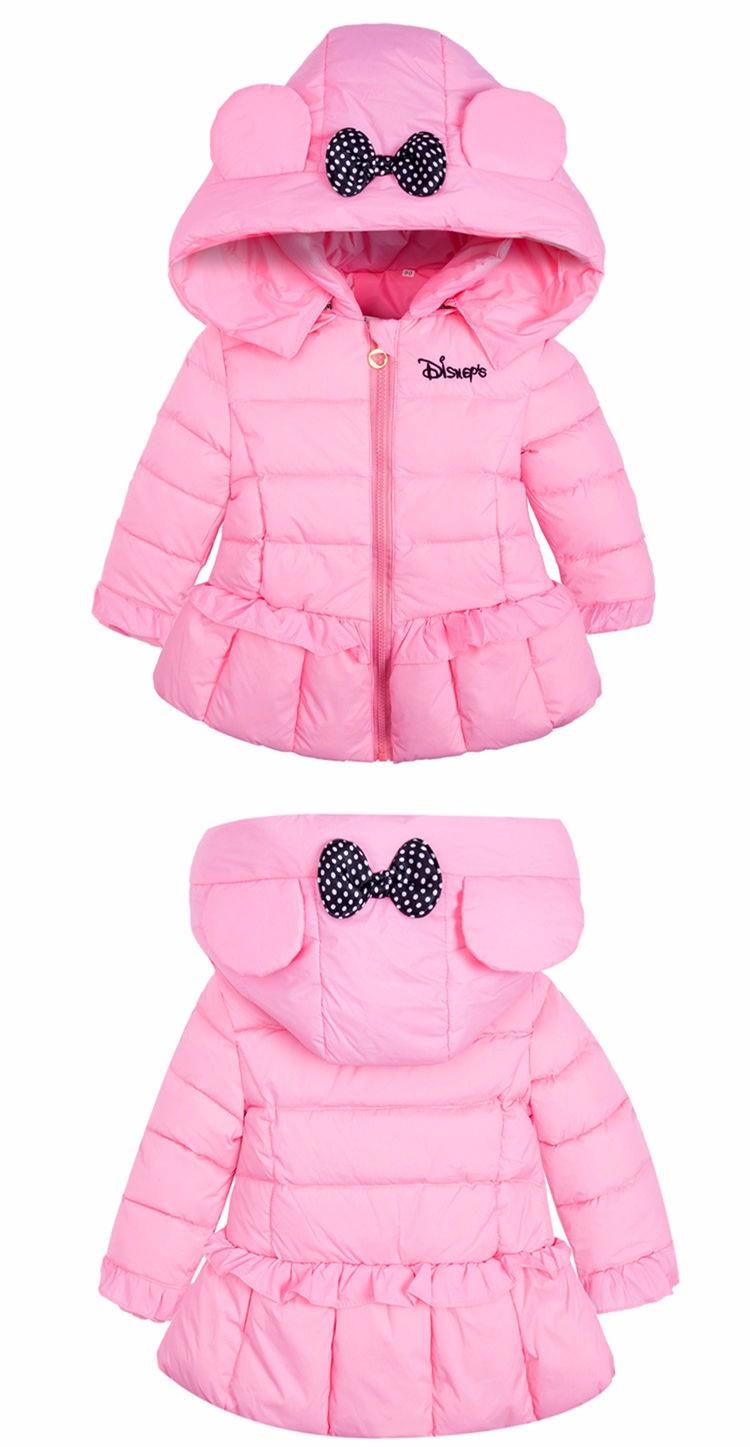 Girls Warm Coats (3)