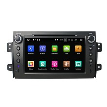 8″ Android 8.0 Octa Core Car PC DVD Multimedia GPS Navigation for Suzuki SX4 2006-2012 Radio Bluetooth WiFi USB DVR Mirror-link