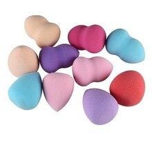 Face Makeup tools Foundation Sponge Blending Cosmetic Puff Powder Smooth makeupTools 4/ 10 PCSxgrj
