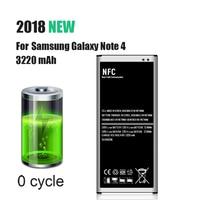 battery samsung galaxy PINZHENG EB-BN910BBE Battery For Samsung Galaxy Note 4 Battery N910F N910C N910U N910V N910T N910H N910A N910X N910P Batteries (2)
