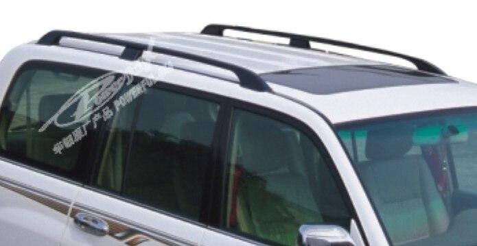 Car Aluminium Alloy Roof Rack Carrier For Land Cruiser FJ100 LC100 FZJ100 UZJ100 4700 1998-2007 4WD Luggage Rack 4X4 Accessories ...