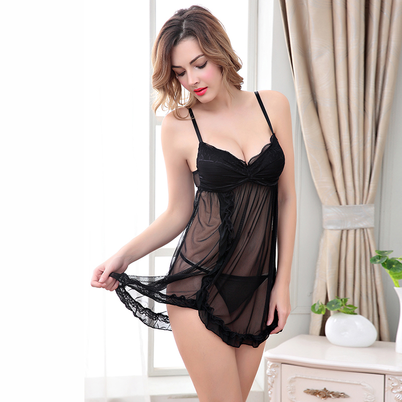 Sexy Dress Women Novelty Special Use Underwear Costume -7142