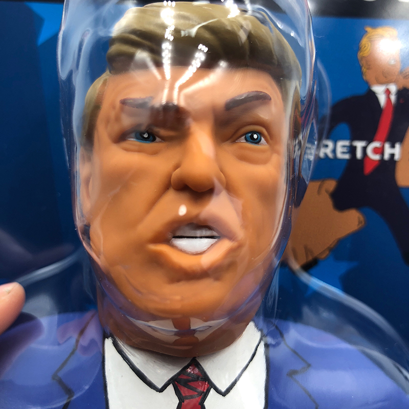 28cm Squezze TRUMP Action Figure Squishy Antistress Latex Rubber Collection Model Adult Kids Toys Brinquedos For Christmas Gifts28cm Squezze TRUMP Action Figure Squishy Antistress Latex Rubber Collection Model Adult Kids Toys Brinquedos For Christmas Gifts