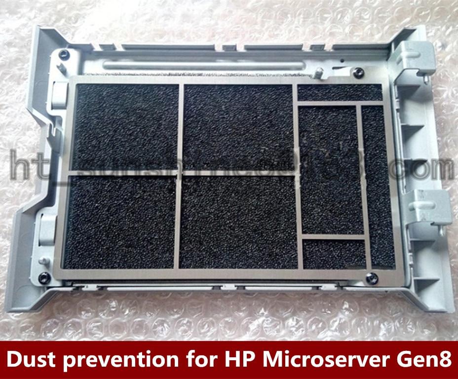 1PCS/LOT Tray caddy Carrier Bracket dust prevention dustproof for HP Microserver Gen8 new high quality bracket tray caddy dustproof dust prevention for hp microserver gen8