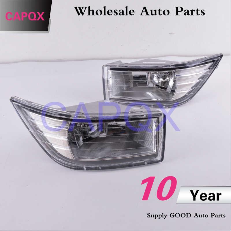 CAPQX передний бампер противотуманный светильник для Chevrolet Epica 2007-2012 водительский светильник противотуманный светильник Замена противотуманных фар DRL ходовой светильник