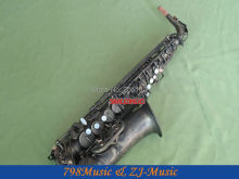 NEW Professional Antique Eb Alto Saxophone High F# With Case