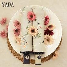 YADA High Quality Brand Flower Umbrella Rain Women Automatic Sunny & Rainy For Womens Windproof Folding Umbrellas YS242