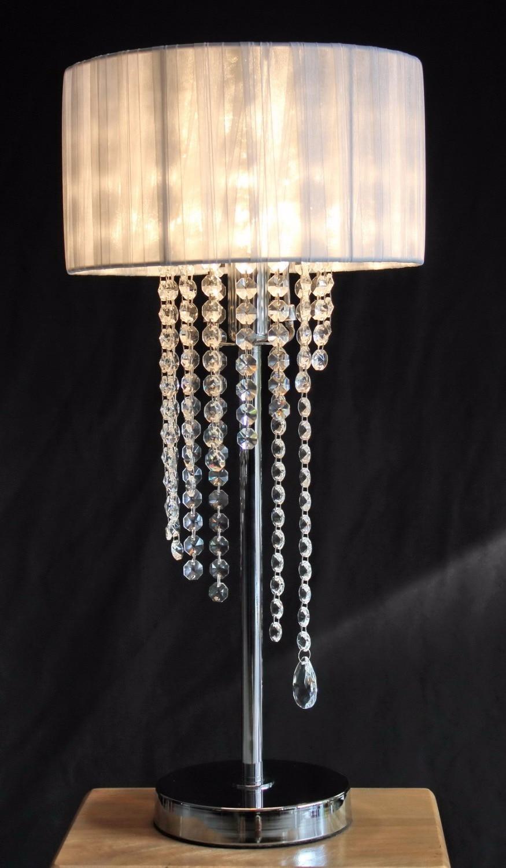 Table Lights Bedside Lamp Crystal Lamps The Bedroom Light