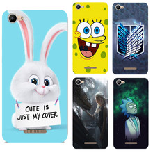 Painted Cases For Wiko Pulp Fab 4G Case Silicone For Wiko Pulp 4G Case