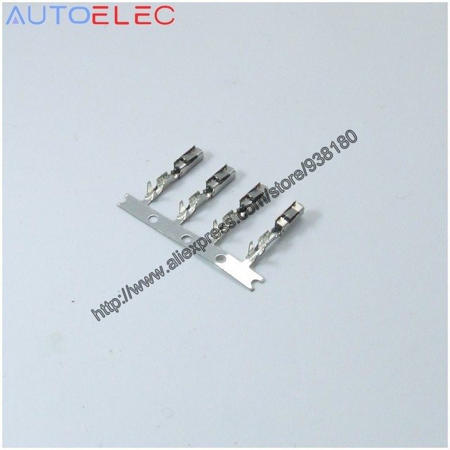 20X ecu small terminal Seat crimp pins for repair wire N 907 647 01 000 979 009 E ECU cruise terminal for VW Skoda VW Terminal