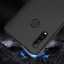 цена Case for Huawei Honor 20 Pro Soft TPU Silicone Cover For Honor 20 Lite 10i 20i Case Shockproof Bumper Protective Back Cover