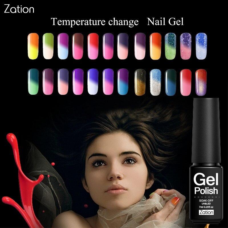 Aliexpress.com : Buy Zation Thermal Chameleon Gel Varnish