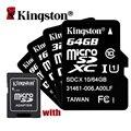 Kingston Class 10 Micro SD Card 8GB 16GB 32GB 64GB Memory Card C10 Mini SD Card C10 8 GB 16 GB 32 GB 64 GB SDHC Microsd TF Card