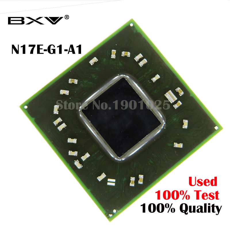 100% Тесты очень хороший продукт N17E G1 A1 N17E G1 A1 bga чип reball с шарами микросхемы