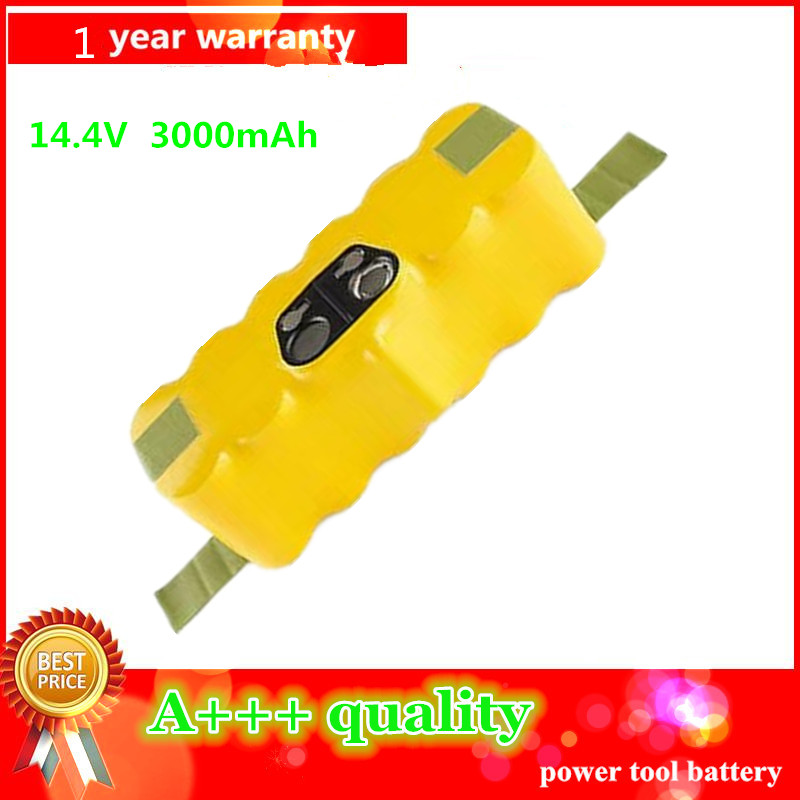3000mAh High Quality New Battery Pack for iRobot Roomba 560 530 510 562 550 570 500 581 610 770 760 780 790 880 Battery Robotics