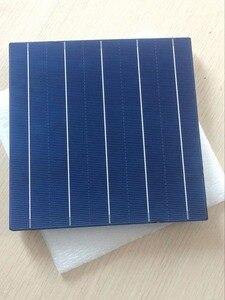 Image 2 - Energia Năng Lượng Mặt Trời Trực Tiếp 2020 Khuyến Mãi 100 chiếc Cao Cấp 4.48W POLY Pin Năng Lượng Mặt Trời 6x6 cho Diy Bảng Điều Khiển đa tinh thể, giá rẻ Shiping