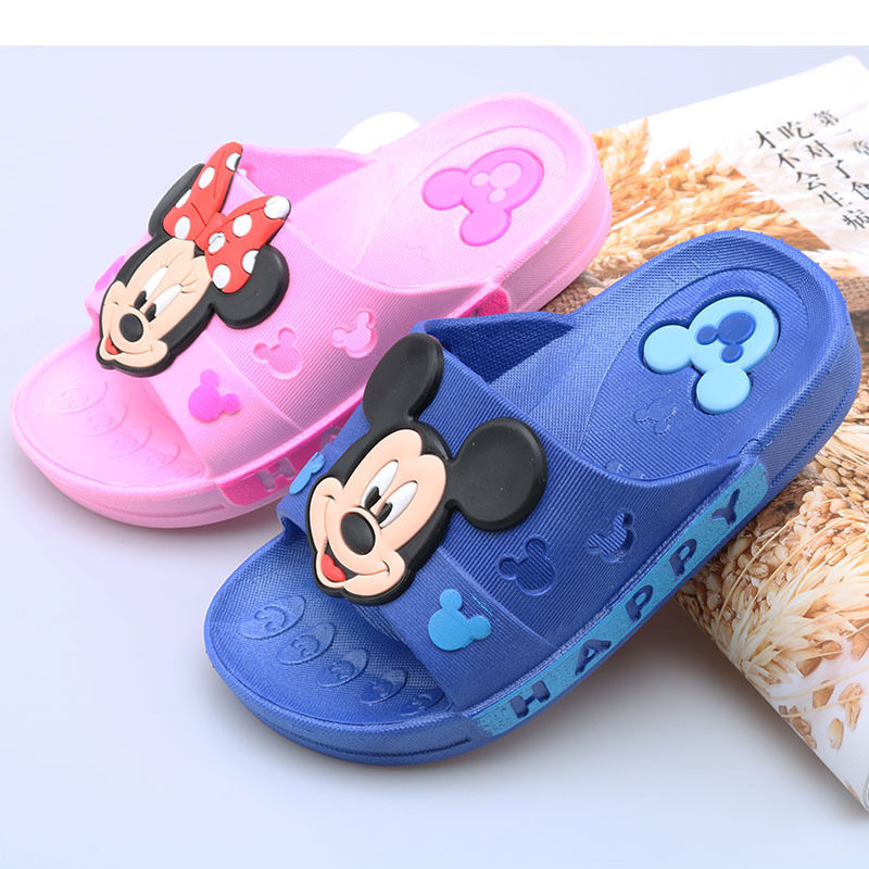 Puppy Dogs Slide Sandals Indoor /& Outdoor Slippers Shoes for kids boys and girls