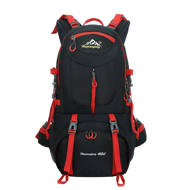 0d3f040a5c9a 2018 New Professional Outdoor Climbing Bag 40 Liters Waterproof Hiking  Backpack Camping duffel bag waterproof travel backpack