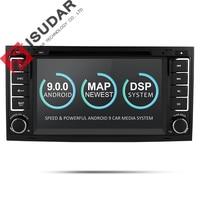 Isudar Car Multimedia player Android 9 GPS 7 Inch 2 Din Autoradio For VW/Volkswagen/Touareg Canbus Wifi FM Radio USB DVR