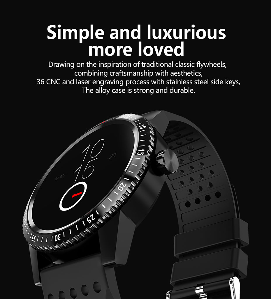 COLMI Smartwatch IP67 Waterproof Wearable Device Heart Rate Monitor Color Display Smart Watch For Android IOS_10
