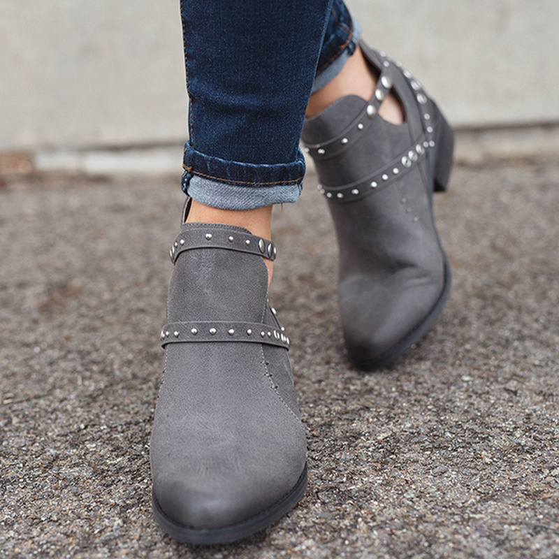 YOMISOY-Ankle-Boots-for-Women-PU-Female-Zapatos-Designer-Botas-Rivet-Zapatos-Mujer-Zipper-Sapato-Feminino