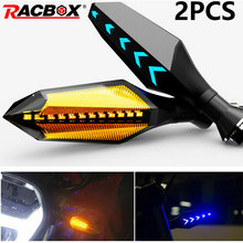 2pcs/4pcs Motorcycle LED Turn Signals Lights Direction Lamp Decorative Motorbike Daytime Running Light DRL 12V