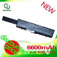 Golooloo 6600MaH Battery for dell Studio 1735 1737 Studio 1737 312 0711 312 0712 451 10660 451 11259 KM973 MT342 PW853 RM791