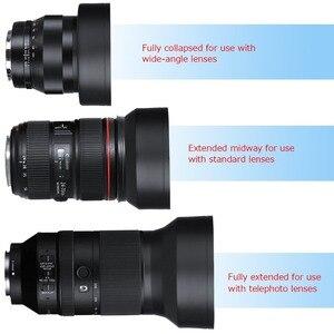 Image 5 - 3 ステージ折りたたみレンズソニー DSC HX400V HX350 HX300 H400 デジタルカメラ