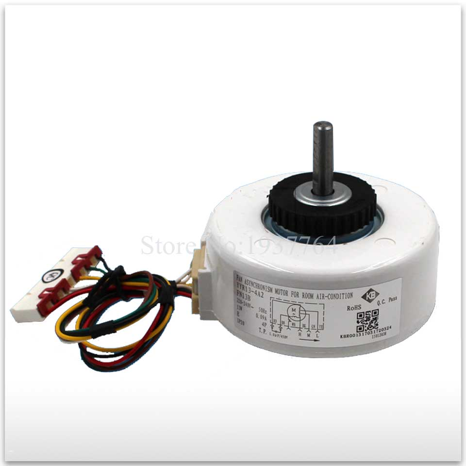 100% new for Gree air conditioner motor FN13B = (YYR13-4A2) Fan motor good working обогреватель gree ndyt 16a