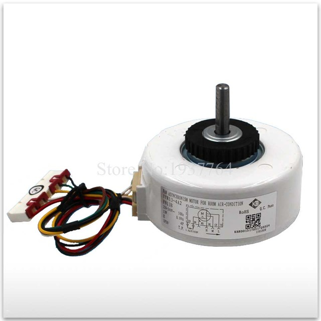 US $59 15 9% OFF|100% new for Gree air conditioner motor FN13B = (YYR13  4A2) Fan motor good working-in Air Conditioner Parts from Home Appliances  on