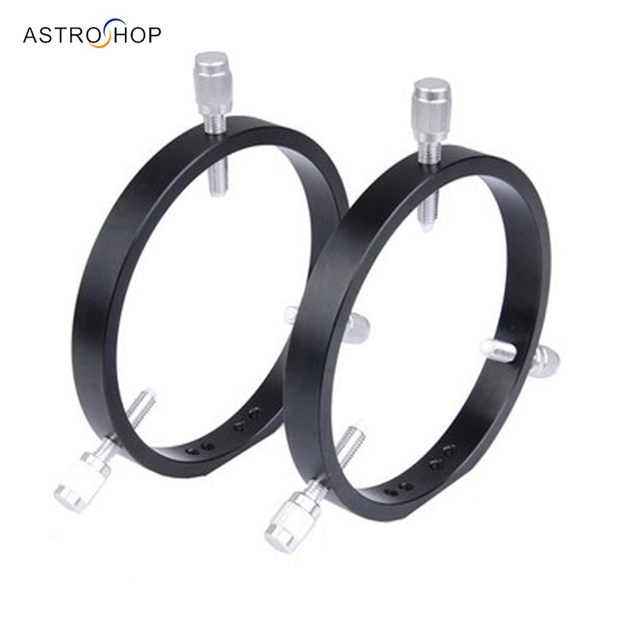 115mm 6-point guide scope rings(pair) grus b215 152mm 6 point guide scope rings pair
