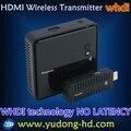 Беспроводной HDMI extender WHDI Технология Беспроводной HDMI доставить Передатчик и Приемник Беспроводной HDMI Системы Передачи