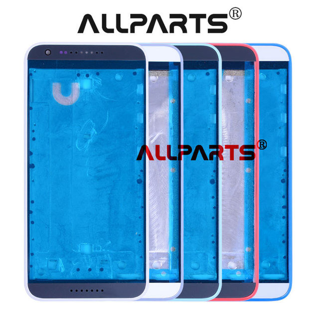 Original Middle Frame Housing For Htc Desire 620 Rear Bezel Plate Chassis 620u 620t Replacement Parts