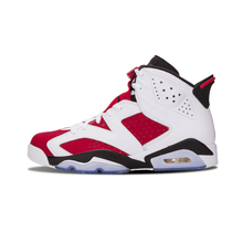 93b9090f011 Jordan Carmine basketball shoes Classic 6 black white Infrared Thinker  Women Men sport Shoes Wheat New